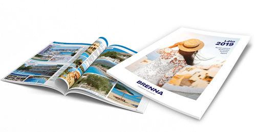 Tisk produktových katalogů apřehledů